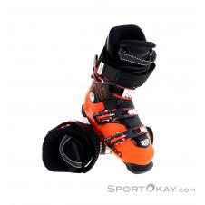 Salomon QST Access 70T Kinder Skischuhe-Orange-24,5
