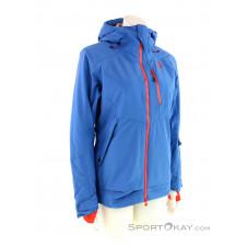 Scott Ultimate Dryo Damen Skijacke-Blau-S