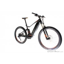 Scott E-Spark 730 2018 E-Bike Trailbike-Schwarz-M
