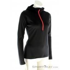 Ortovox 185 Hoody Damen Tourensweater-Schwarz-M