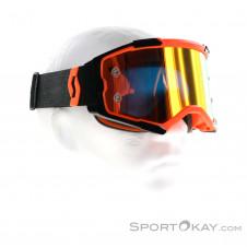 Scott Fury Downhillbrille-Orange-One Size