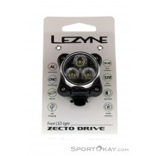 Lezyne Zecto Drive Frontleuchte-Schwarz-One Size