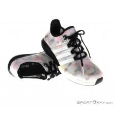 adidas CC Gazelle Boost GFX Damen Laufschuhe-Weiss-4