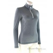 CMP Sweat Printed Damen Sweater-Schwarz-36