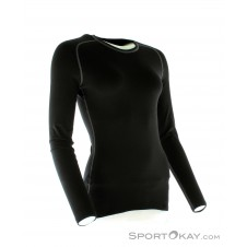 Löffler Shirt Transtex-Warm LS Damen Funktionsshirt-Schwarz-38