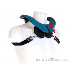 Leatt Neck Brace DBX 3.5 Junior Kinder Nackenschutz-Blau-One Size