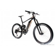 Giant Full-E+ 0 SX Pro 2017 E-Bike All Mountainbike-Schwarz-M