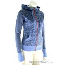 Marmot Hoody Callie Damen Outdoorsweater-Blau-XS