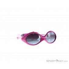 Julbo Luky Mädchen Sonnenbrille-Pink-Rosa-One Size