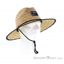 Fox Non Stop Straw Hat Strohhut-Beige-One Size
