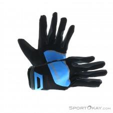 Shimano Explorer Long Glove Damen Bikehandschuhe-Blau-S