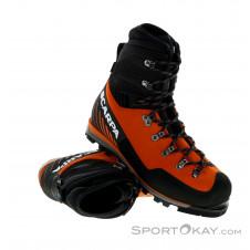 Scarpa Mont Blanc Pro GTX Herren Bergschuhe Gore-Tex-Orange-44