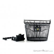 Topeak Basket Front Lenkerkorb-Schwarz-One Size