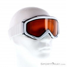 Alpina Spice DH Skibrille-Weiss-One Size