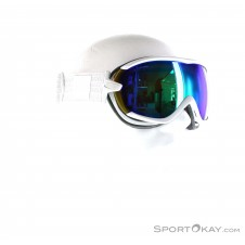 Smith Virtue Skibrille-Weiss-One Size