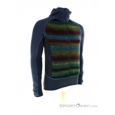 Crazy Idea Chromatic Herren Sweater-Mehrfarbig-S