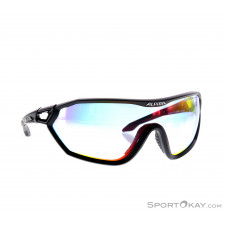 Alpina S-Way QVM+ Sonnenbrille-Schwarz-One Size