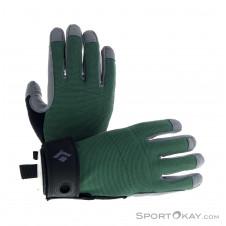 Black Diamond Crag Glove Damen Handschuhe-Blau-S