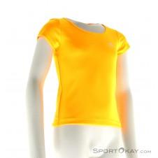 adidas Gear Up Tee Mädchen Funktionsshirt-Orange-140