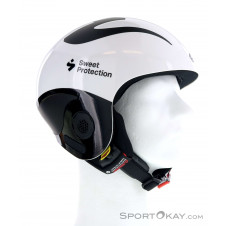 Sweet Protection Volata Skihelm-Weiss-L/XL