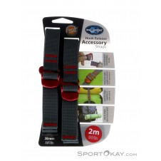 Sea to Summit Accessory Strap Hook Release 20mm/2m Zubehör-Rot-2