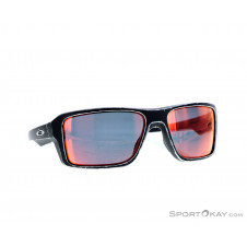 Oakley Double Edge Sonnenbrille-Schwarz-One Size