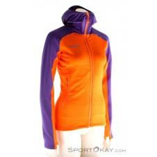 Mammut Eiswand Advanced Hooded Jacket Damen Outdoorsweater-Orange-36