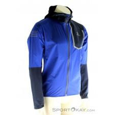 Salomon Bonatti Pro Jacket Herren Laufjacke-Blau-S