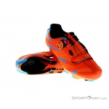 Northwave Scorpius 2 Plus Herren Bikeschuhe-Orange-46