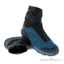 Salomon Outpath Pro GTX Herren Traillaufschuhe Gore-Tex-Blau-7,5