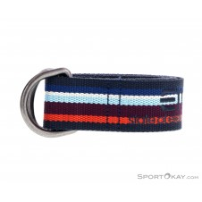 Elevenate Striped Gürtel-Blau-One Size