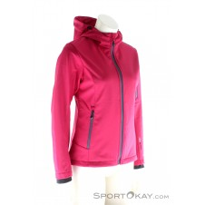 CMP Softshell Damen Outdoorjacke-Pink-Rosa-36