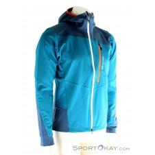 Ortovox Pala Jacket Herren Outdoorjacke-Blau-S