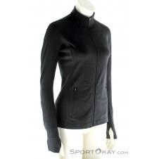 Nike Advance 15 Fleece Damen Freizeitsweater-Schwarz-M