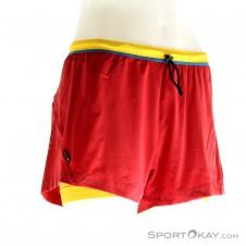 La Sportiva Vibe Short Damen Laufhose-Rot-M