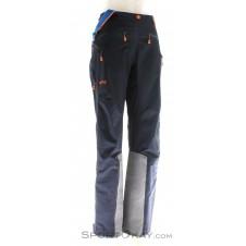 Mammut Nordwand Pro HS Pants Damen Tourenhose Gore-Tex-Blau-34