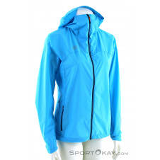 Elevenate La Bise Jacket Damen Outdoorjacke-Blau-S