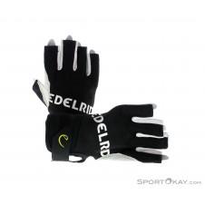 Edelrid Work Glove Open Handschuhe-Schwarz-M