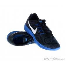 Nike Lunartempo 2 Herren Laufschuhe-Schwarz-8