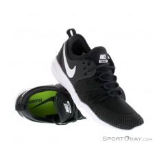 Nike Free Trainer 7 Damen Fitnessschuhe-Schwarz-7