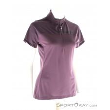 adidas W TX Climachill 1/2 Zip Tee Damen T-Shirt