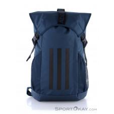 adidas 4ATHLTS BP Rucksack-Dunkel-Blau-One Size