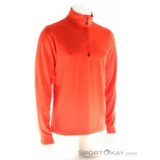 Maier Felix HZ Herren Skisweater-Orange-46