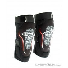Alpinestars Alps 2 Knee Guard Knieprotektoren-Schwarz-L/XL