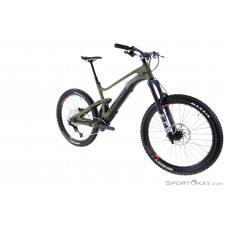 "Lapierre eZesty AM 9.2 27,5"" 2021 E-Bike All Mountainbike-Oliv-Dunkelgrün-M"