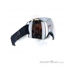 adidas Progressor Splite Skibrille-Schwarz-One Size