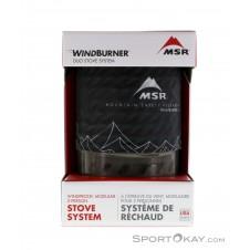 MSR Windburner Duo Kochsystem-Schwarz-One Size