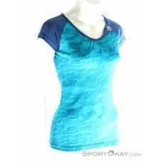 Ortovox Tec Damen T-Shirt-Blau-S