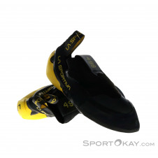 La Sportiva Cobra 4:99 Herren Kletterschuhe-Schwarz-40