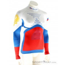 X-Bionic Energy Accumulator EVO Patriot Funktionsshirt-Mehrfarbig-XXL